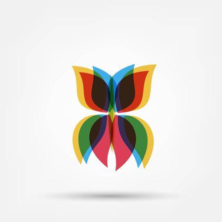 silhouette papillon: Forme de papillon Résumé