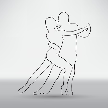 jazz time: dancer icon