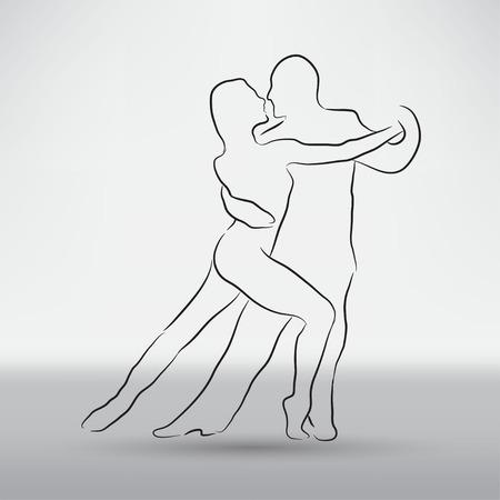 manicurista: icono bailarina