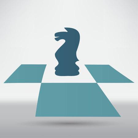 overthrow: Chess icon Illustration