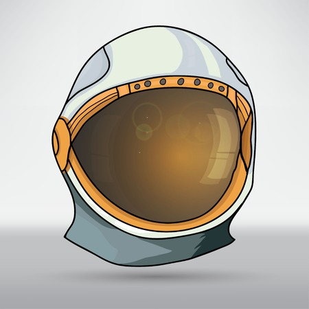 airtight: Space helmet
