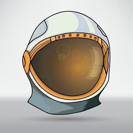 surrealistic: Space helmet