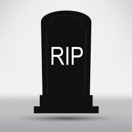 grave stone: grave icon