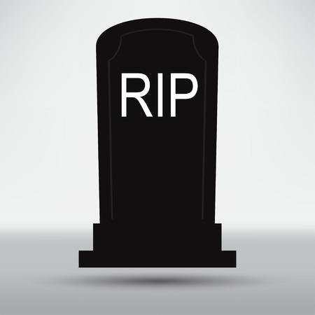 grave: grave icon