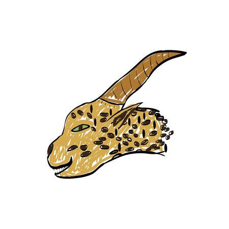 bugaboo: head vector spauracchio