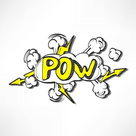 bam: Comic book explosion