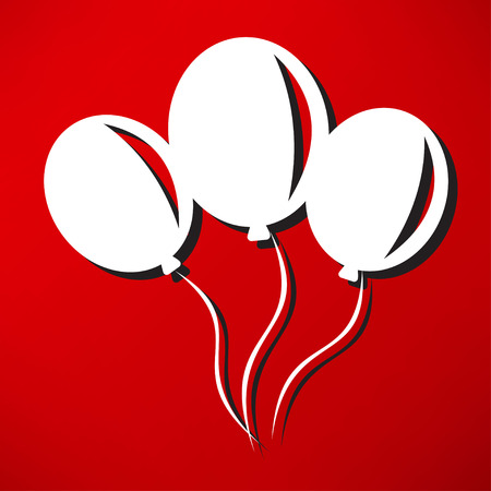 aerostatics: balloon icon