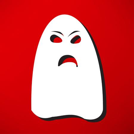 immortal: ghost icon Illustration