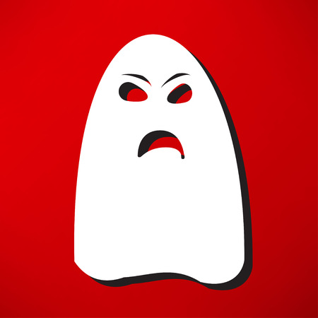 ghost icon Illustration