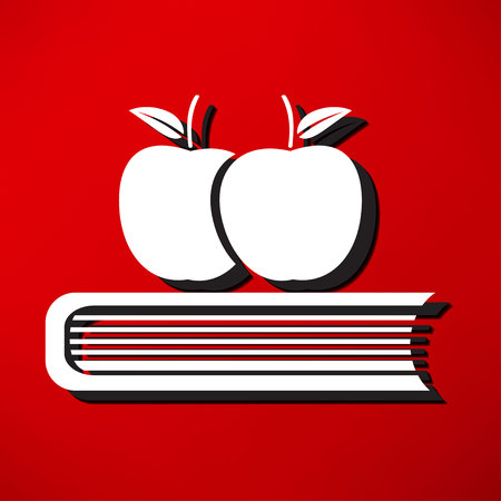 acquaintance: Book icon Illustration