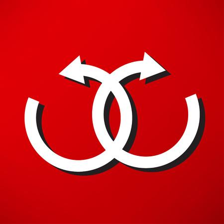 signo de infinito: signo del infinito