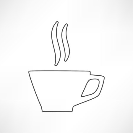 blends: cup of coffee icon