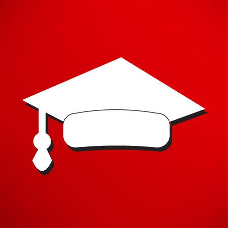 commencement: Graduation cap