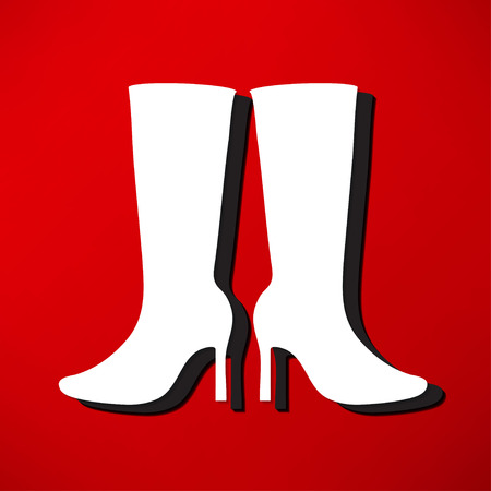 women in boots: Women Boots Icon