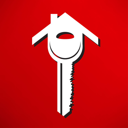 detached house: house icon