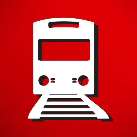intercity: Train Icon