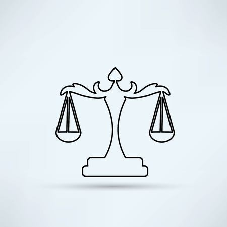 punish: scales of Justice