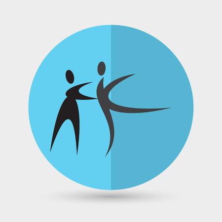 salud sexual: icono de danza
