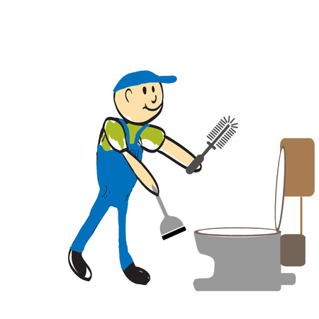 workmanship: plumber says customer
