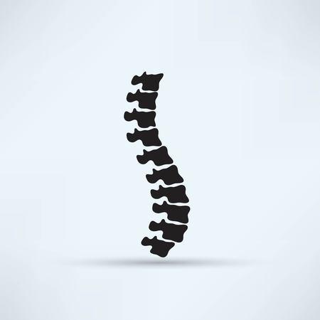 spine: Spine diagnostics symbol design