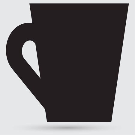 decaf: cup icon