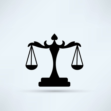 weight scales: scales of Justice