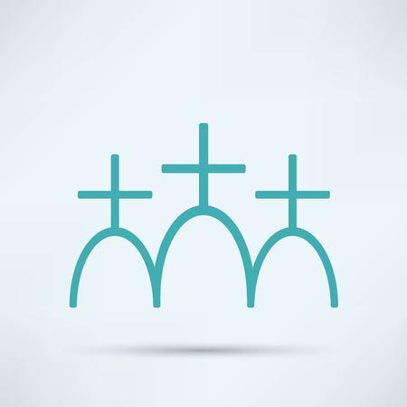 church icon: church icon
