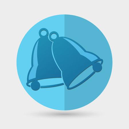 bell ringer: Ringing bell icon