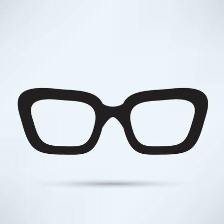 glasses icon: Glasses icon