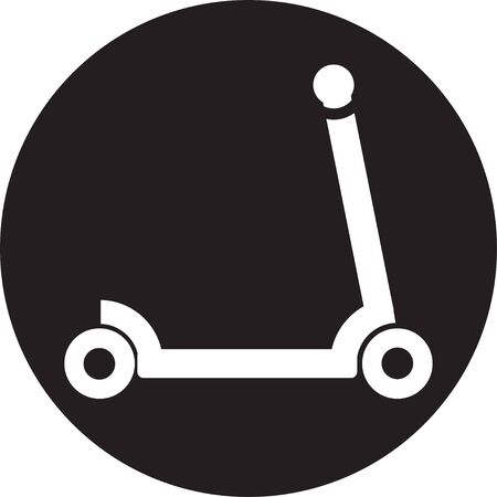 for children: scooter for children icon