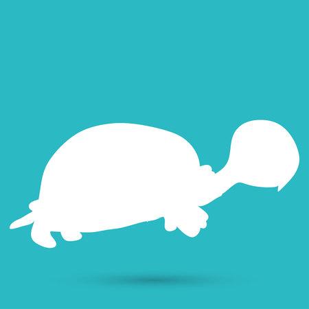 schildkroete: Schildkrötensymbol