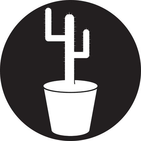 herbaceous: Cactus icon