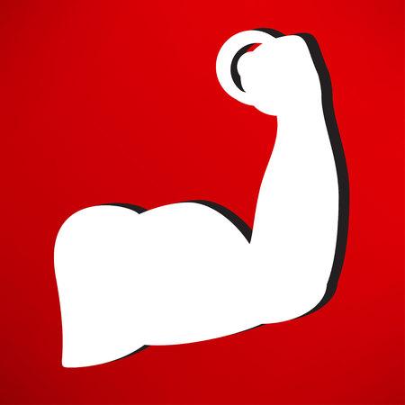 biceps: Biceps icon