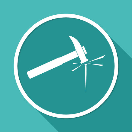 renovate: Hammer a nail icon