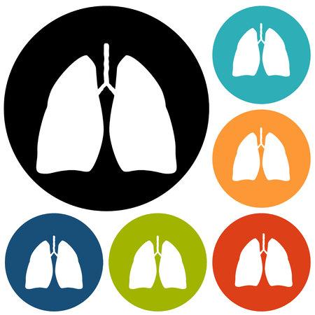 tumors: human lungs