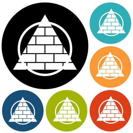 gnostic: Pyramid Illustration