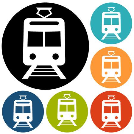 train icon: Train Icon