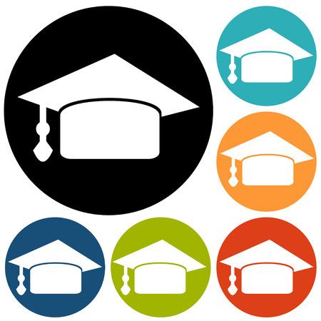 doctorate: Graduation cap