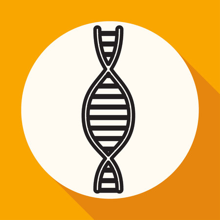 heredity: DNA icon