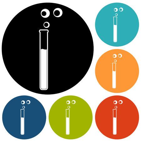 in vitro: vitro icono