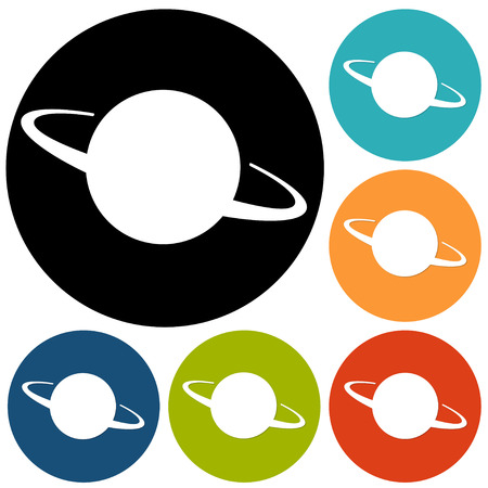 outerspace: UFO icon