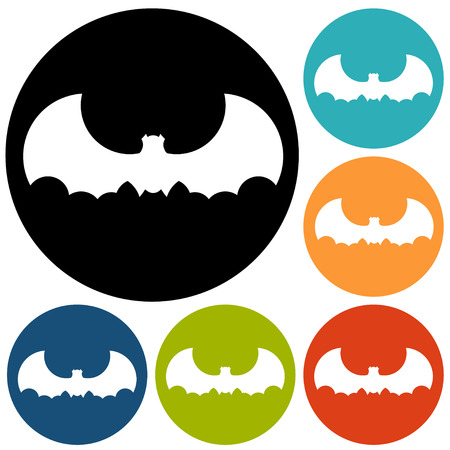 horrify: bat Halloween