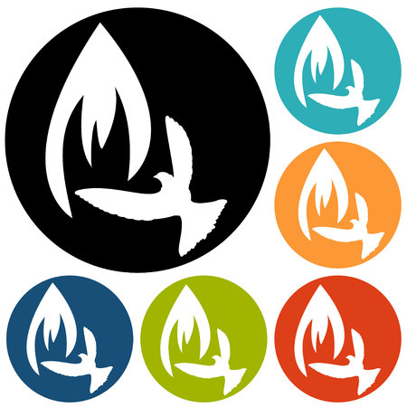 roofer: fire icon