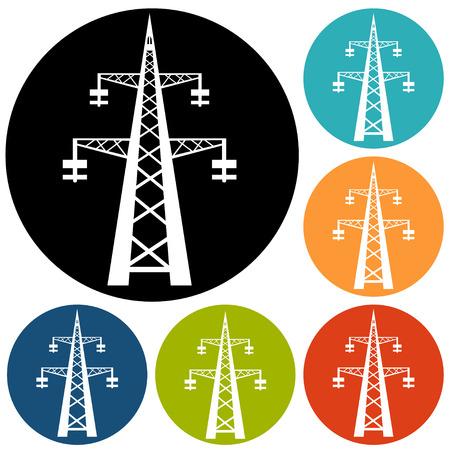electricidad: Icono de la electricidad