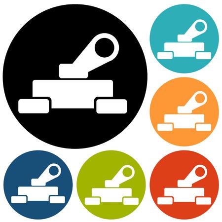 wartime: Tank icon
