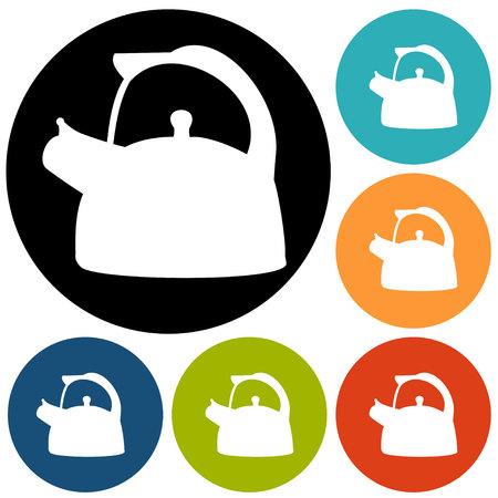maker: Tea maker Kitchen Icon