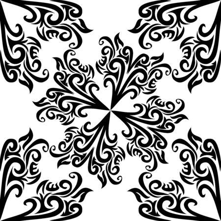 ethnic style: Seamless pattern ethnic style