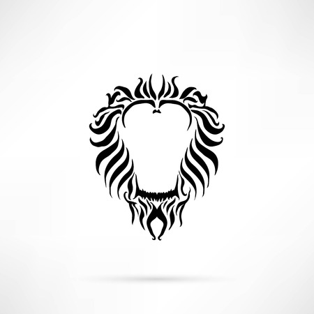 beast: Lion head