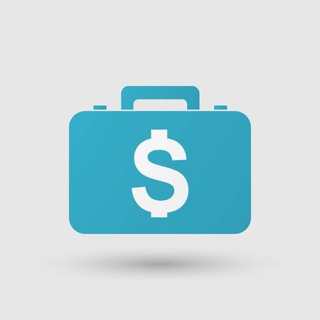 attache: Briefcase icon