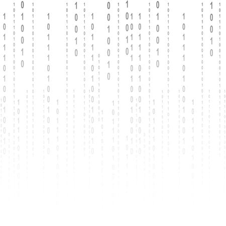 cypher: Flat binary code screen listing table cypher